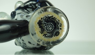 Dan Brooks blown glass pipes