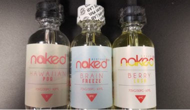 NAKED – smoking buddha